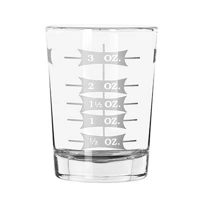 Libbey Glass 5134/1124N glass, mixing