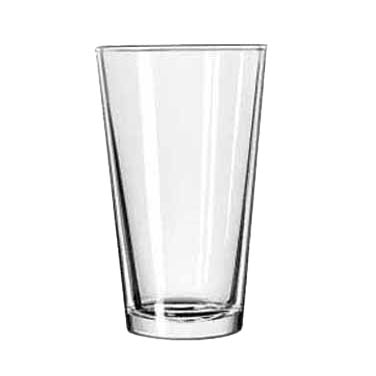 Libbey Glass 5137 glass, mixing