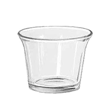 Libbey Glass 5160 sauce dish, glass