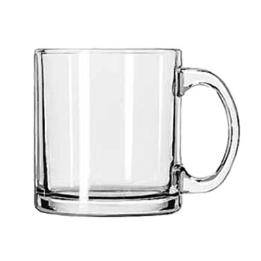 Libbey Glass 5213 mug, glass, coffee