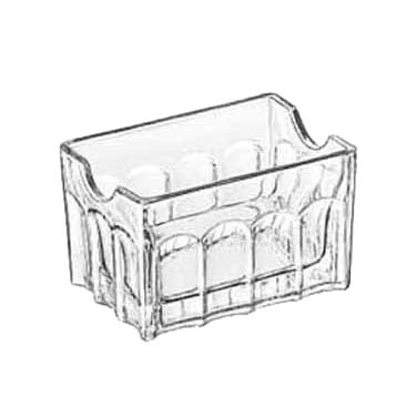 Libbey Glass 5258 sugar packet holder / caddy