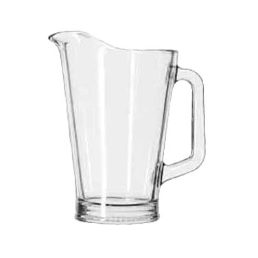 Libbey Glass 5260 pitcher, glass