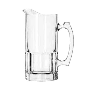 Libbey Glass 5263 pitcher, glass