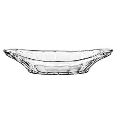 Libbey Glass 5317 banana split dish
