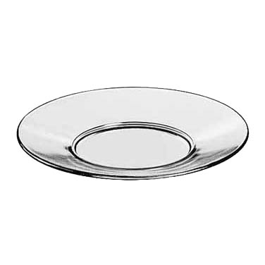 Libbey Glass 5335 plate, glass