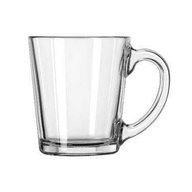 Libbey Glass 5544 mug, glass, coffee