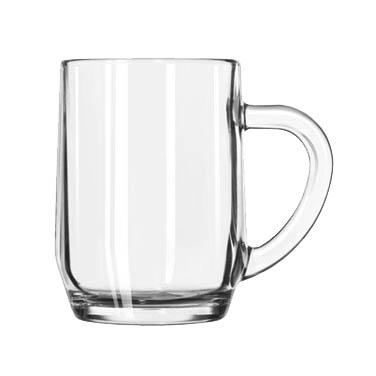 Libbey Glass 5724 mug, glass, coffee