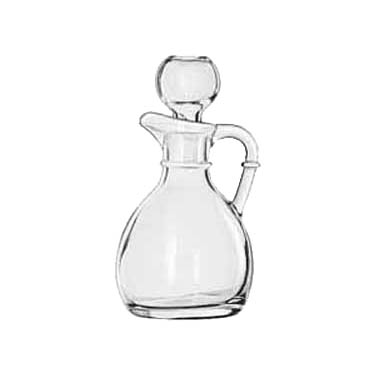 Libbey Glass 75305 oil & vinegar cruet bottle