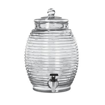 Libbey Glass 92165 beverage dispenser, non-insulated