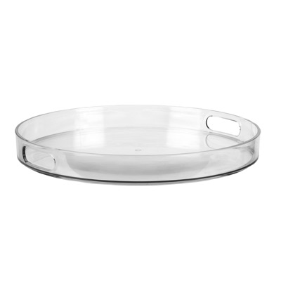 Libbey Glass 92393 serving & display tray