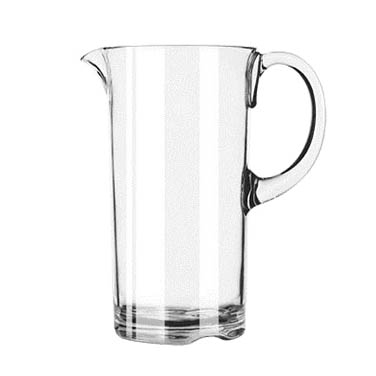 Libbey Glass 92424 pitcher, plastic