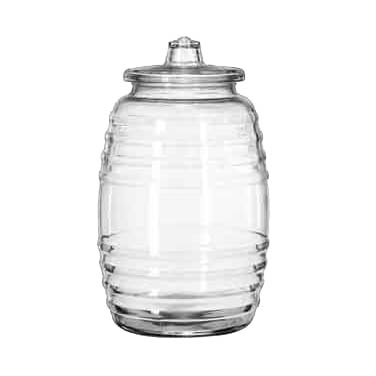 Libbey Glass 9520003 storage jar / ingredient canister, glass
