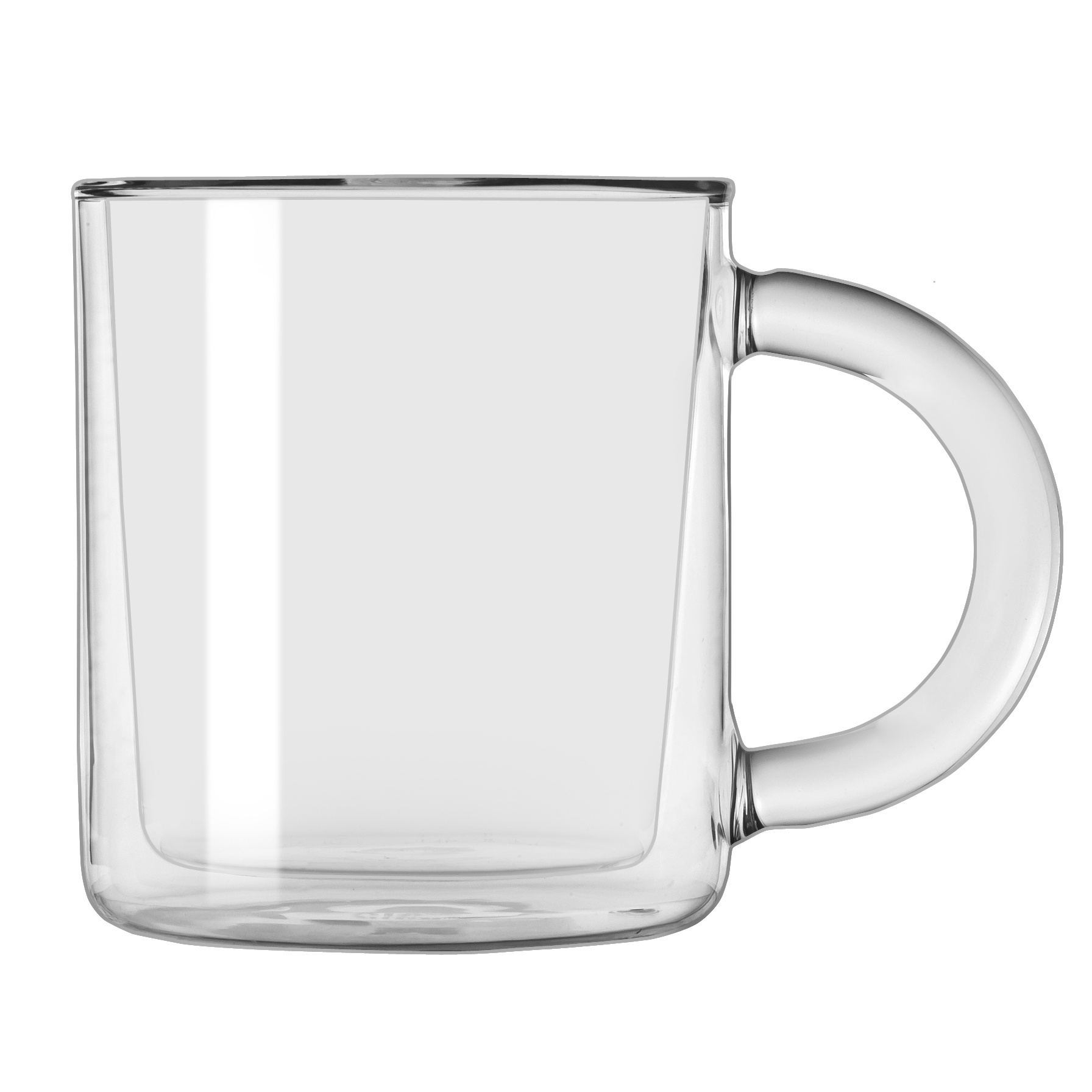 Libbey Glass VS71500 mug, glass, coffee