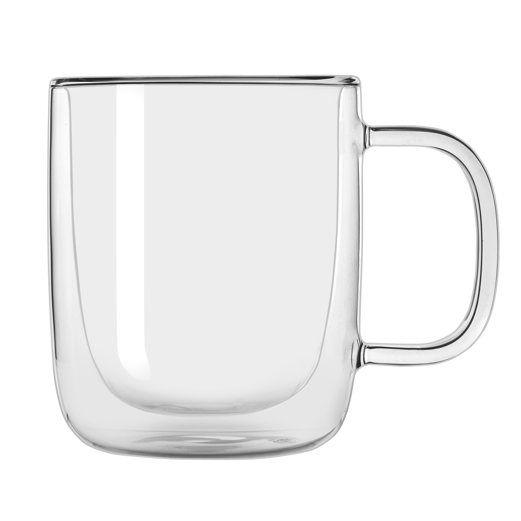 Libbey Glass VS75100 mug, glass, coffee