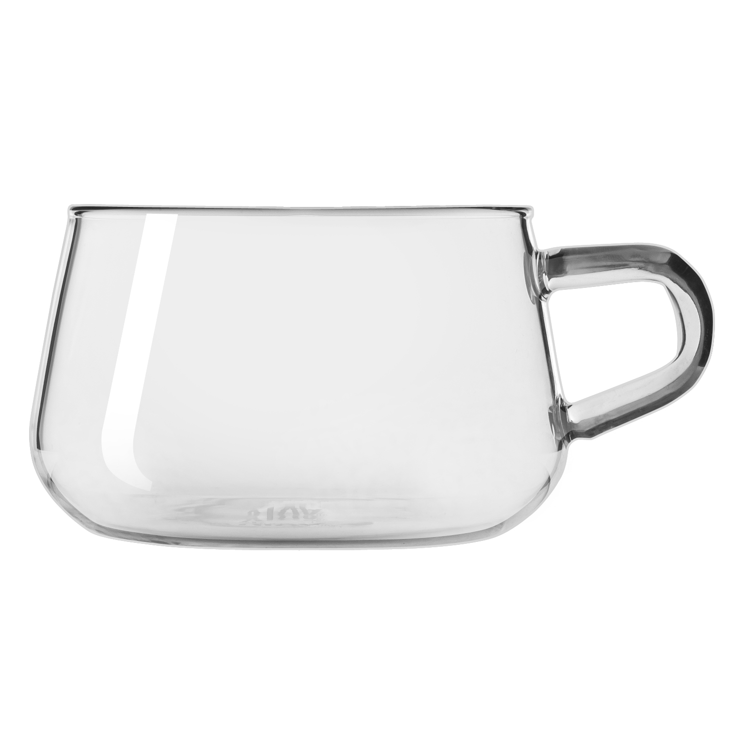 Libbey Glass VS75800 mug, glass, coffee