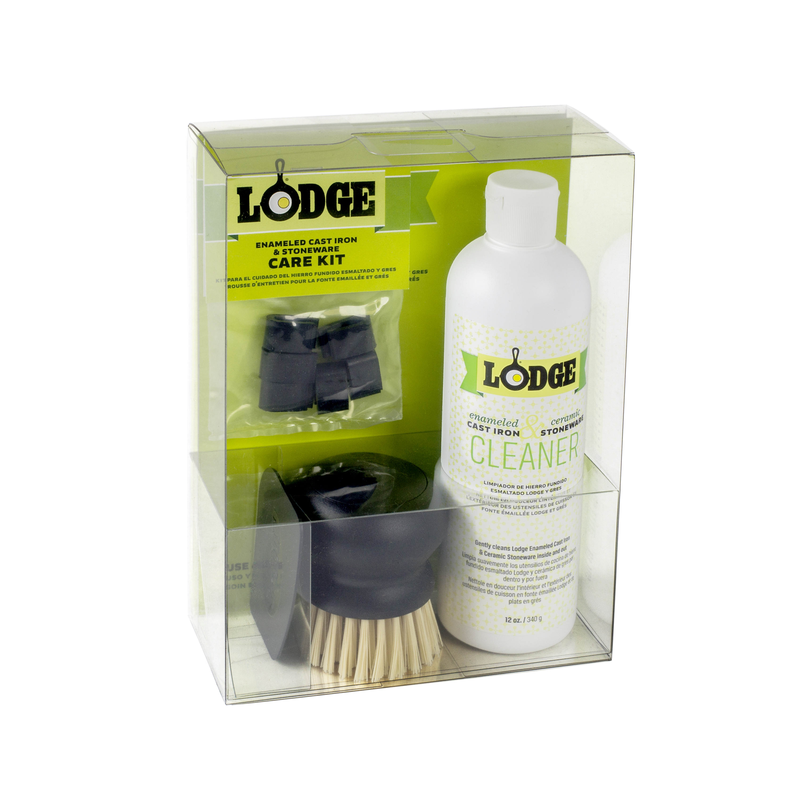 Lodge Manufacturing A-CAREE1 chemicals: cleaner
