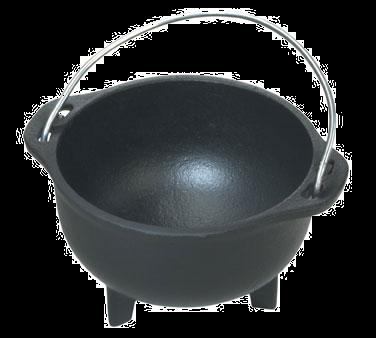 Lodge Manufacturing HCK cast iron sauce pan