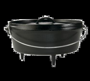 Lodge Manufacturing L12CO3 cast iron dutch oven
