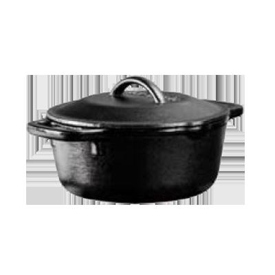 Lodge Manufacturing L1SP3 cast iron sauce pan