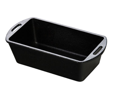 1150-48 Lodge Manufacturing L4LP3 cast iron loaf pan