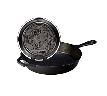 Lodge Manufacturing L8SK3BN cast iron fry pan