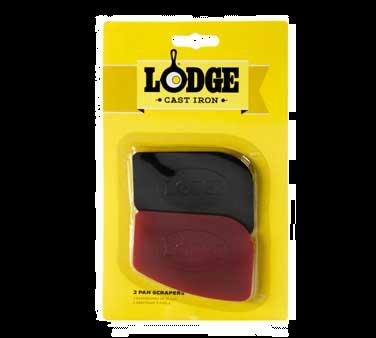 Lodge Manufacturing SCRAPERPK bowl/pan scraper