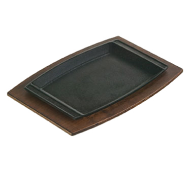 Lodge Manufacturing UCPU sizzle thermal platter underliner