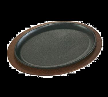 Lodge Manufacturing UJOP sizzle thermal platter underliner