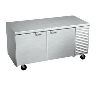 La Rosa Refrigeration 2067-ST refrigerated counter, work top