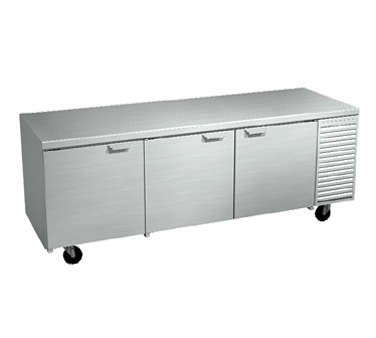La Rosa Refrigeration 2093-ST refrigerated counter, work top