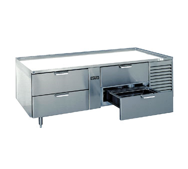 La Rosa Refrigeration 3076-SR equipment stand, refrigerated base