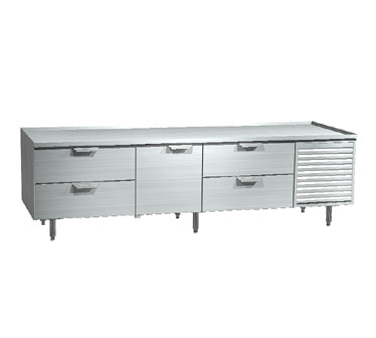 La Rosa Refrigeration 3288-SF equipment stand, freezer base