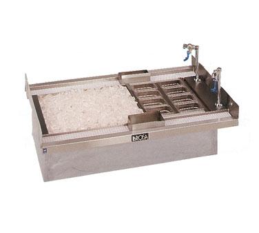 La Rosa Refrigeration 5559 underbar ice bin/cocktail unit, drop-in