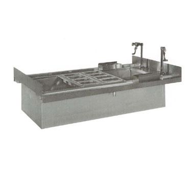 La Rosa Refrigeration 5571 underbar ice bin/cocktail unit, drop-in