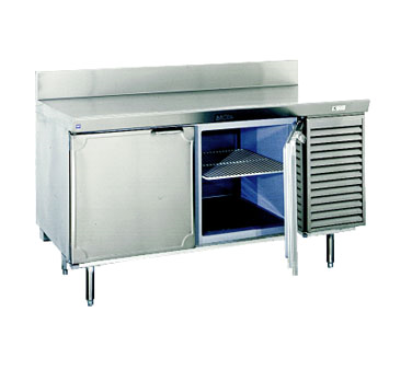 La Rosa Refrigeration L-10138-23-28 refrigerated counter, work top