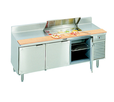 La Rosa Refrigeration L-12138-32 refrigerated counter, sandwich / salad unit