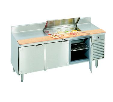 La Rosa Refrigeration L-12162-32 refrigerated counter, sandwich / salad unit