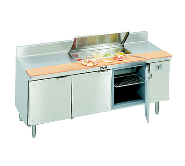 La Rosa Refrigeration L-13136-28 refrigerated counter, sandwich / salad unit