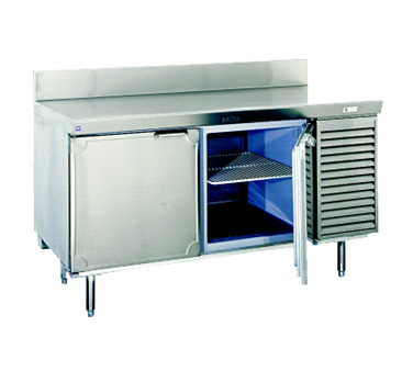 La Rosa Refrigeration L-20186-23-28 freezer counter, work top