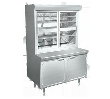 La Rosa Refrigeration L-31148-28 display case, refrigerated