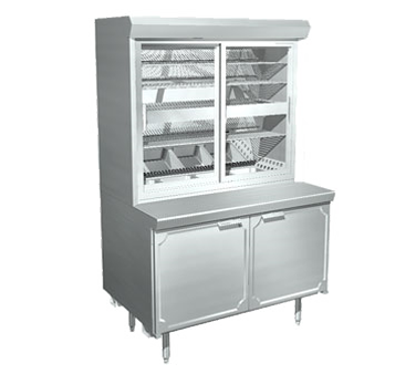 La Rosa Refrigeration L-31148-32 display case, refrigerated