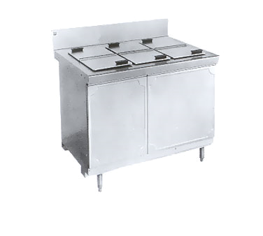 La Rosa Refrigeration L-41132-32 ice cream dipping cabinet