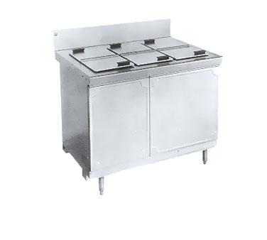 La Rosa Refrigeration L-41154-28 ice cream dipping cabinet