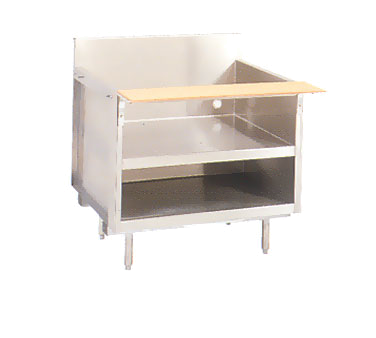 La Rosa Refrigeration L-70114-26 equipment stand, for countertop cooking