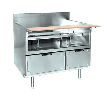 La Rosa Refrigeration L-71142-30 equipment stand, for countertop cooking