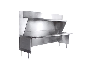La Rosa Refrigeration L-72102-26 equipment stand, for countertop cooking