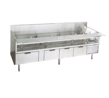 La Rosa Refrigeration L-74114-26 equipment stand, refrigerated base