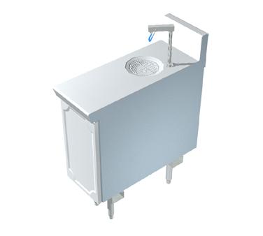 La Rosa Refrigeration L-90110 utility stand