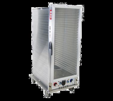 Lockwood Manufacturing CA55-PF26-CD-L proofer cabinet, mobile