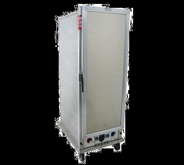 Lockwood Manufacturing CA61-PF30-SD-L proofer cabinet, mobile